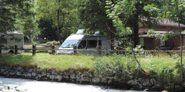 2 persoons camper huren