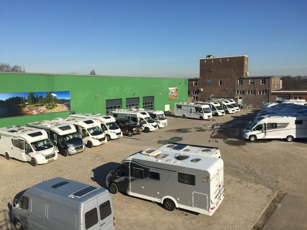 camperverkoop gelderland
