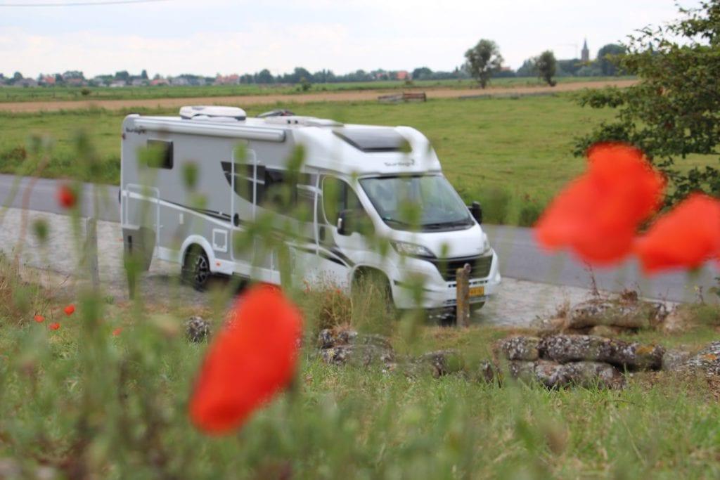 schadeherstel campers gelderland