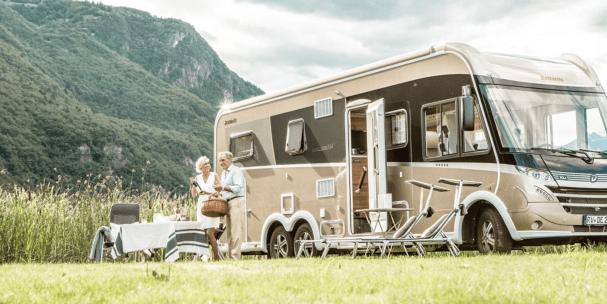 Dethleffs campers Achterhoek